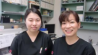 歯科技工士スタッフの写真
